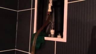 Фильтр для механической очистки горячей воды