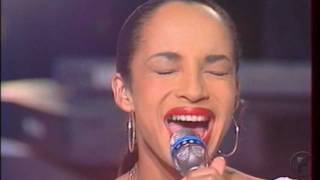 Sade - Nothing Can Come Between Us - French TV ( 1988 )