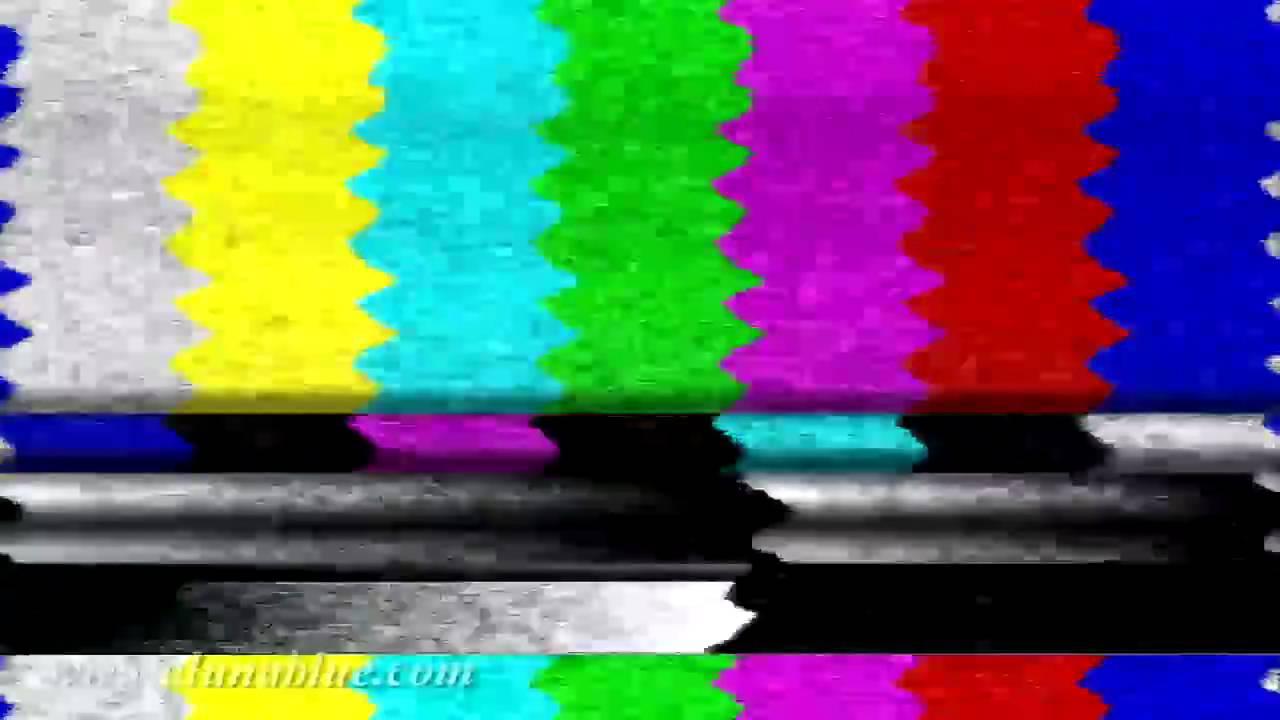 белый шум телевизор видео