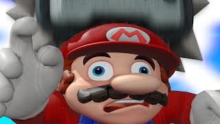 Mario but endless pain