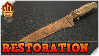 Restoration knife
