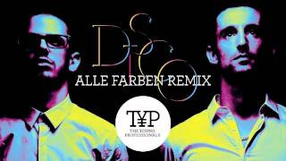 D.I.S.C.O  (Alle Farben Remix) - The Young Professionals