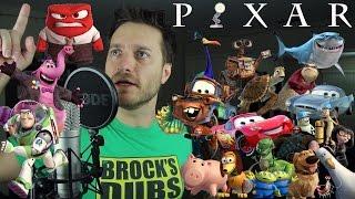 24 Pixar Impressions