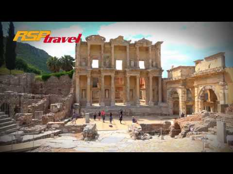 Ephesus, Turkey travel guide by RSP Travel - UHD 4K