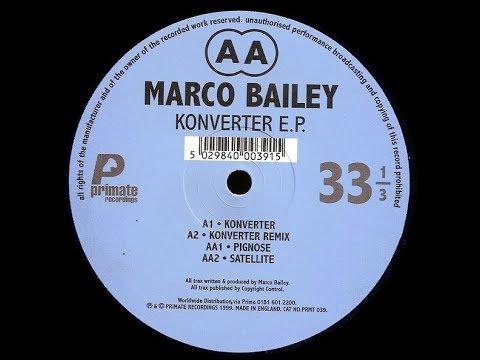 Marco Bailey - Pignose