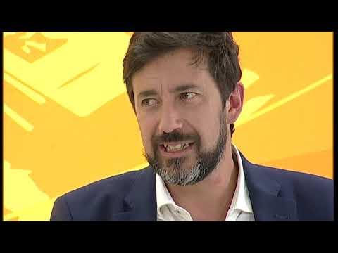 Entrevista a los candidatos .ANTÓN GÓMEZ REINO 06 07 20
