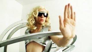 Lady Gaga Bad Romance The Orbit † Sire Sasa tutorial 73