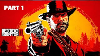 Red Dead Redemption 2 Gameplay 1080p 60 Fps Ps4 Pro