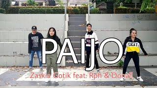 Download lagu PAIJO Zaskia Gotik Dance Choreography MP3