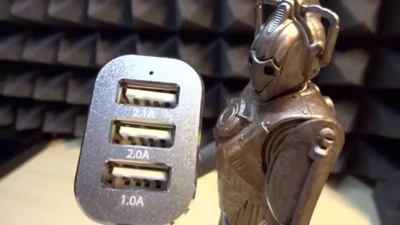 Mini Kühlschrank Mit Usb Anschluss : Kfz usb ladegerät mit fach anschluss von byone in edler alu