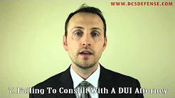 If You Just Got Arrested For DUI In California - WATCH THIS!