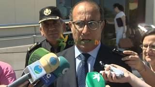 30 nuevos agentes para reforzar la Operación Paso del Estrecho en Melilla