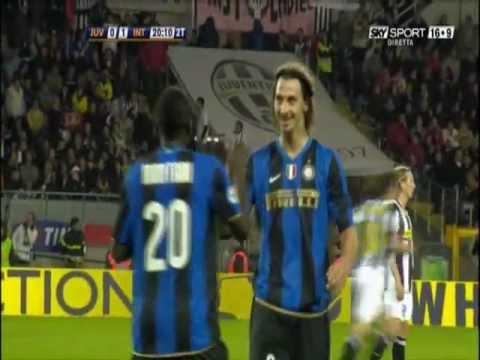 Welcome To AC Milan - Sulley Muntari - *Ibrahimovic & Muntari Partnership* 2011-12
