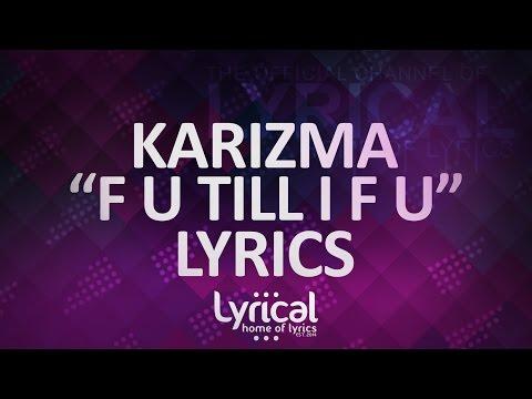 Call Me Karizma - f u till i f u (feat. Cass) Lyrics