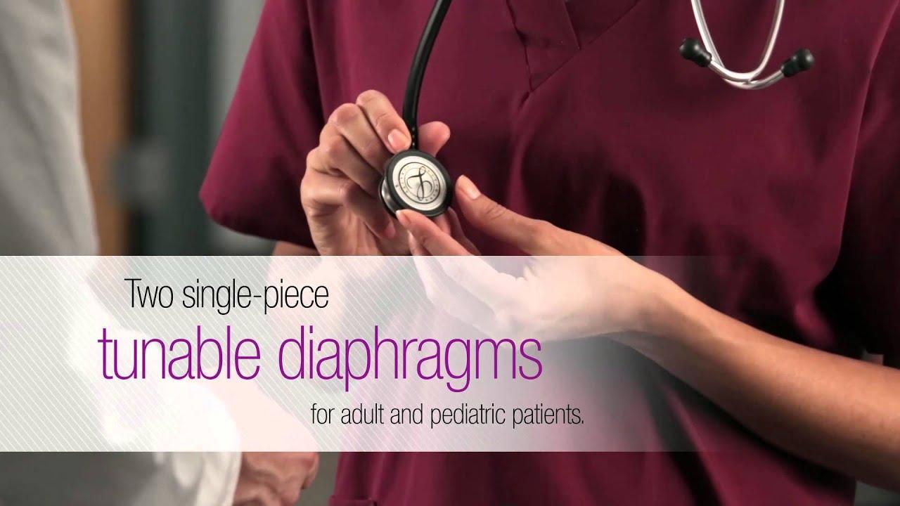 3M™ Littmann® Classic III™ Stethoscope Video