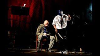 """1 min di """"ERA SOLO UN RAGAZZO"""" di Guido Celli & Caterpillar@Teatro degli Intonaci (29.09.2019)"""