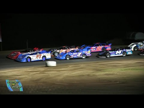 Late Model Feature 9-3-17 Merritt Speedway