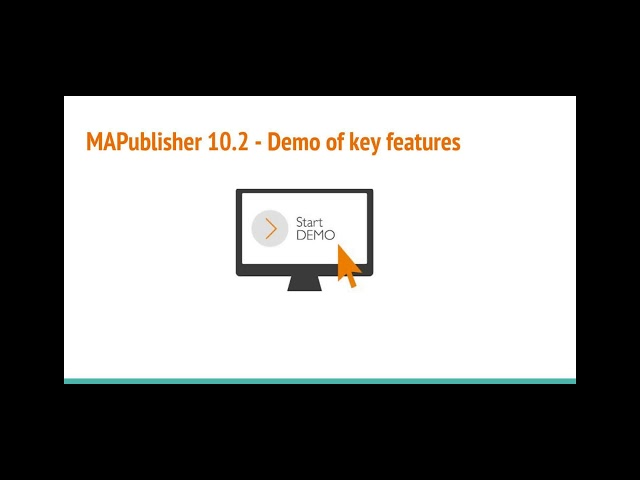 Avenza MAPublisher Product Webinar - What's New in 10.2