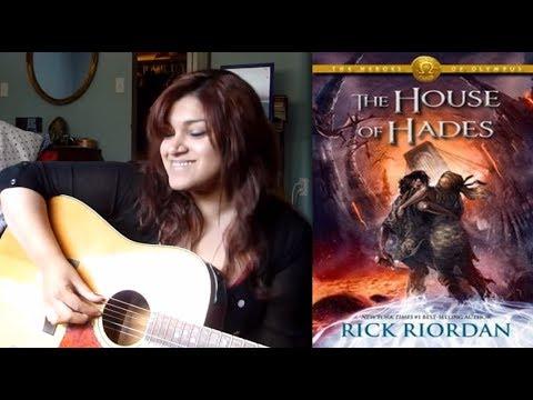 "Original ""Child of Death"" for Nico di Angelo in PJO/HoO (Rick Riordan)"