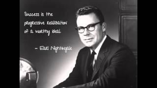 Earl Nightengale The Strangest Secret BEST Motivational Video on the Net!