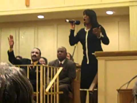 Harriet Vanderpool Singing One Night With The King By Juanita Bynum