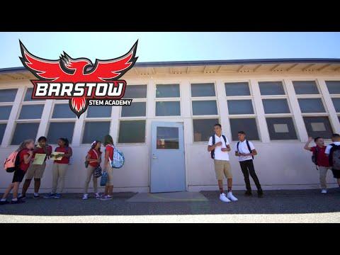 STEM Academy - Barstow California (5min)