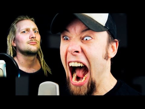 Eye of the Tiger (metal cover by Leo Moracchioli feat. Rob L