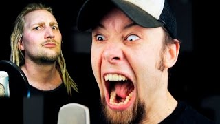 Eye Of The Tiger  Metal Cover By Leo Moracchioli Feat. Rob Lundgren