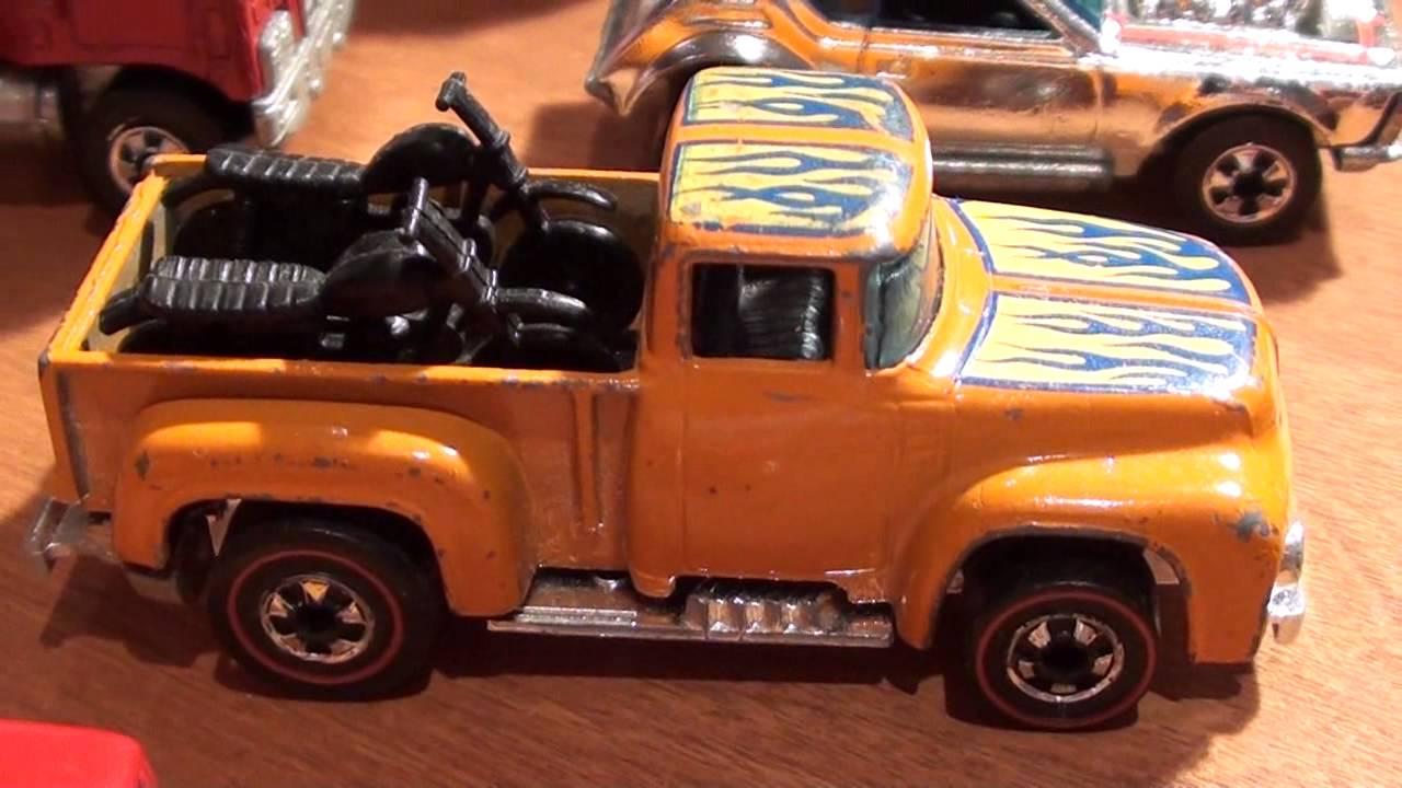 Vintage Hot Wheels Haul - May 2013 - YouTube