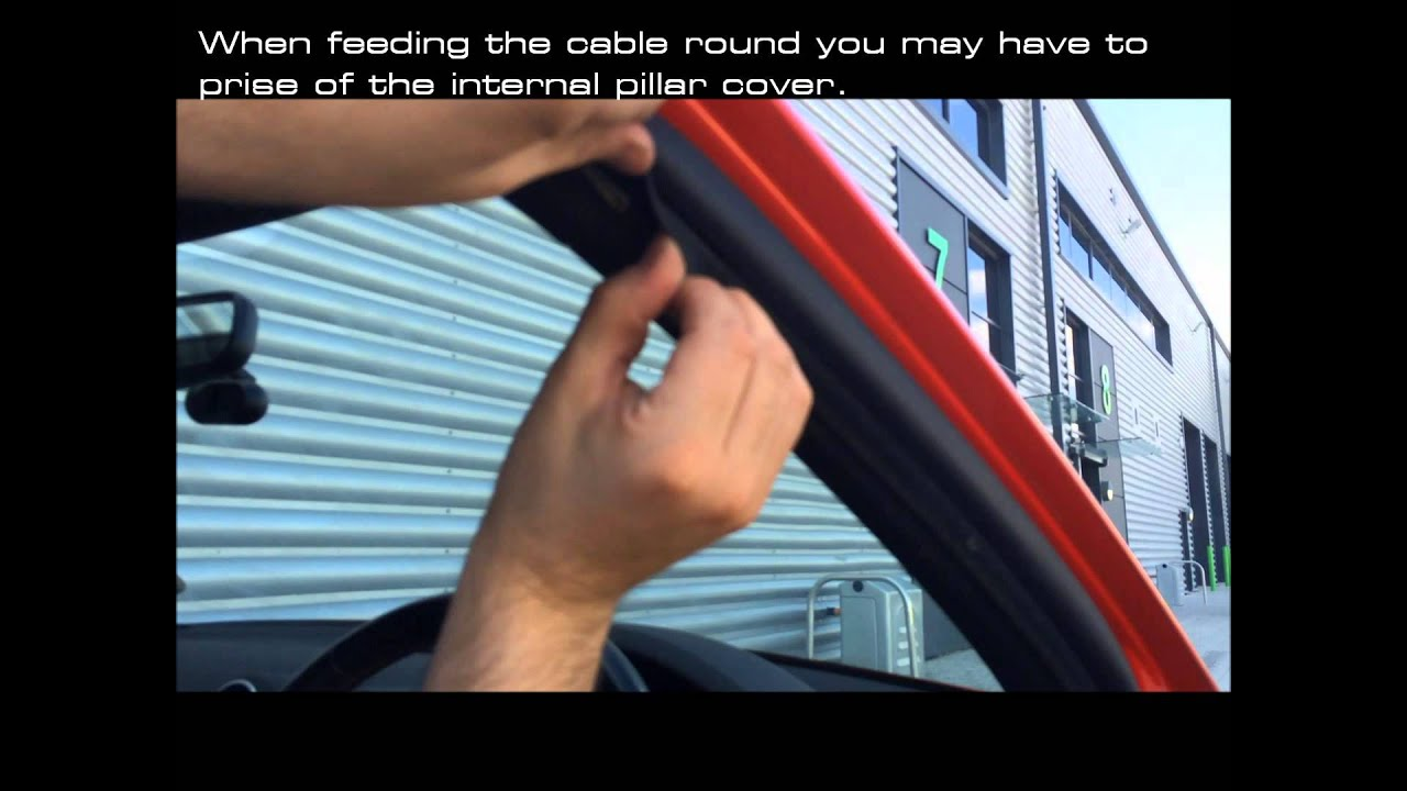 maxresdefault how to hardwire dash cam , gps, radar or similar item youtube how to hardwire gps to fuse box at virtualis.co