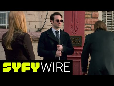 Visit the Defenders Set Locales | SYFY WIRE