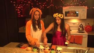 No-bake: Halloween Bark
