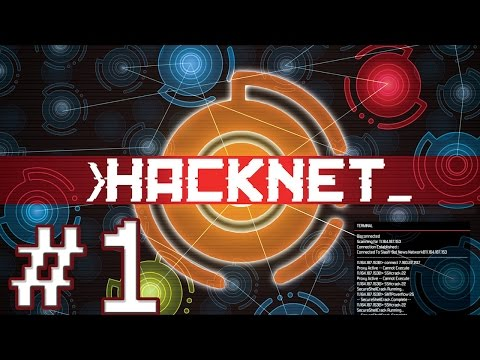 Hacknet [BLIND] - Part 1: Professor Pharaoh