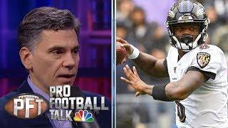 PFT Superlatives: Lamar Jackson fires up Baltimore Ravens   Pro Football Talk   NBC Sports