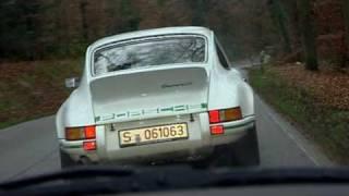 auto motor und sport-TV: Porsche 911 2.7 vs 911 SportClassic