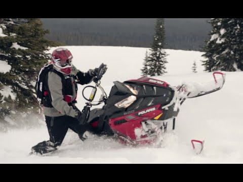 2015 Polaris 600 Pro-RMK 155 Review