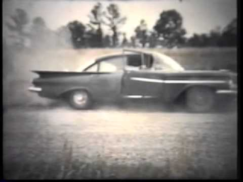 History of stock car racing, moonshine, muscle cars