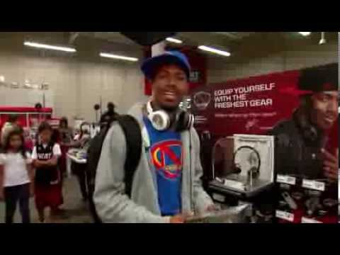 Exclusive 'Ncredible Products By Nick Cannon At Office Depot