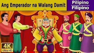 Ang Emperador na Walang Damit - mga kwentong pambata tagalog - 4K UHD - Filipino Fairy Tales