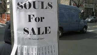 Selling your soul to the devil and get it back? How ? illuminati?