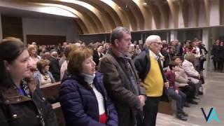 Inauguración y bendición de la Iglesia de Nuestra Señora del Pilar