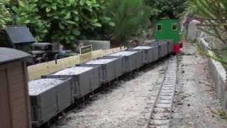 rwm salem mk 2 at the summerlands light railway