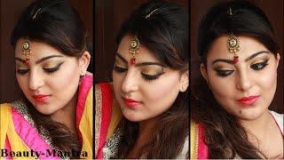 Makeup Tutorial Golden Smokey Eyes Thumbnail