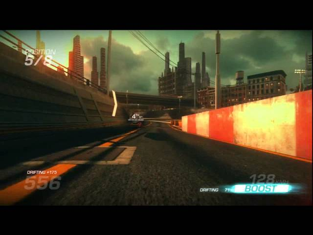 Ridge Racer Unbounded First Look part 2 Shindo Racing
