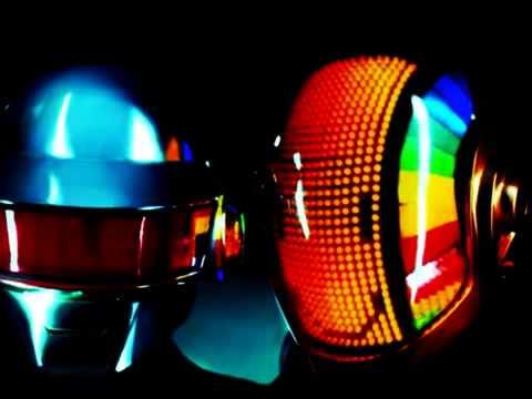 Daft Punk vs Kanye West  Remix