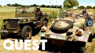 American Jeep Vs German Kubelwagen: Truck Face-Off | Combat Dealers
