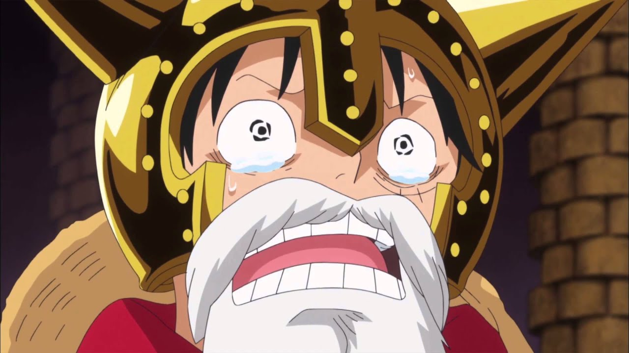 what episode does luffy meet sabo again