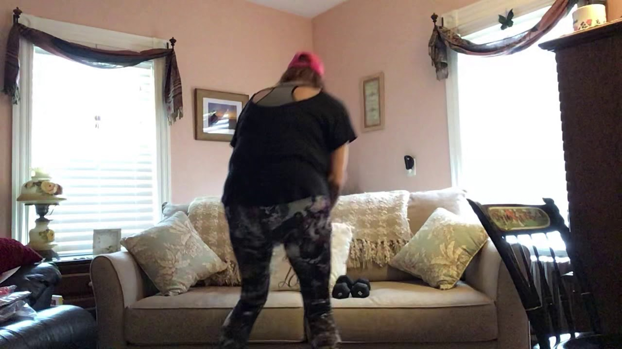 At Home Workout - Judy's Upper Body - May 18th