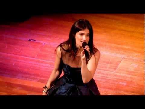 Idina Menzel - Another day - Usher Hall, Edinburgh