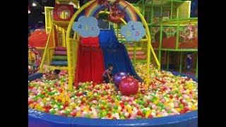 beyazıt aras yine oyun parkında | fun child video playing on the playground